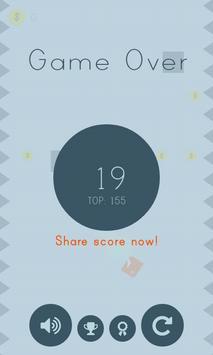 Flapping Nice Bird apk screenshot