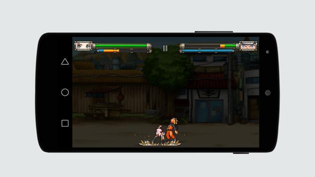 Shinobi War تصوير الشاشة 9