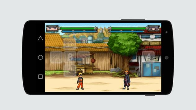 Shinobi War تصوير الشاشة 1