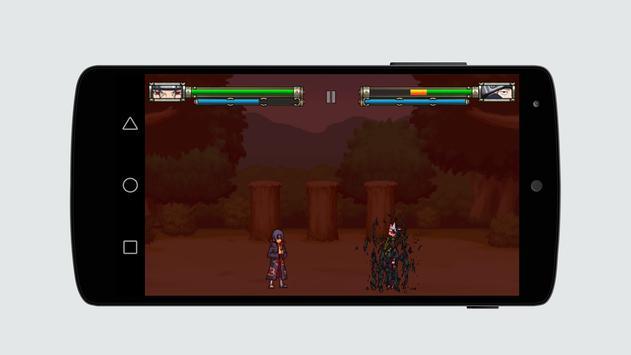 Shinobi War تصوير الشاشة 3