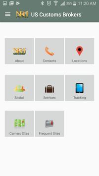 NRI US Customs Brokers screenshot 1