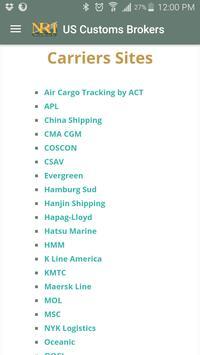NRI US Customs Brokers screenshot 3