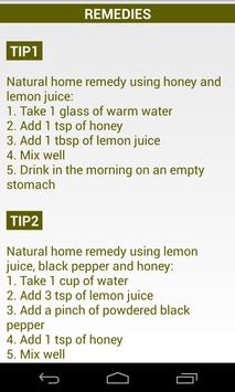 Home Remedies All Natural apk screenshot