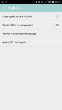Messagerie Visuelle NRJ Mobile apk screenshot