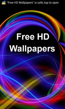 Free HD Wallpapers poster