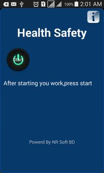 Health Safety apk screenshot