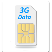 3G Data Plan icon