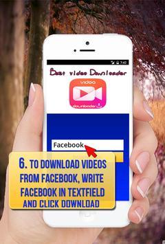Best of Video Downloader screenshot 5
