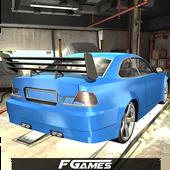 Drift Simulator - Modified Car icon