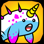 Narwhal Evolution -Sea Clicker icon