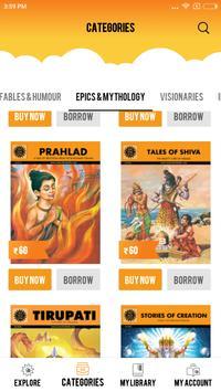 ACK Comics apk screenshot