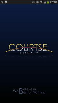 Courtse poster