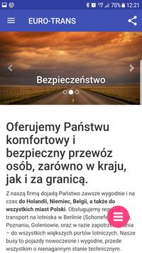 EURO-TRANS Szczecin Przewóz Osób screenshot 1