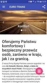 EURO-TRANS Szczecin Przewóz Osób apk screenshot