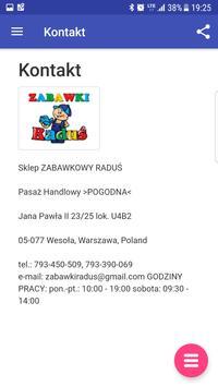 """Zabawki i Gry Planszowe """"Raduś"""" screenshot 4"""