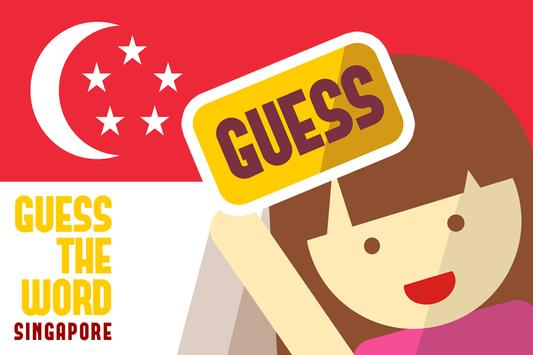 Guess The Word SG - Charades poster