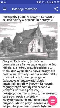 Parafia pw. Trójcy Świętej w Nowym Korczynie apk screenshot
