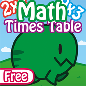 Learn Math TimesTable Free icon