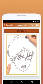 How To Draw Attack On Titan screenshot 1