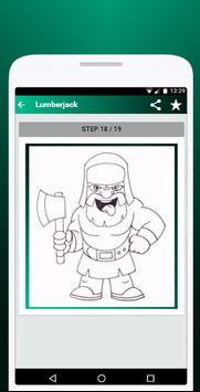 How to Draw Clash Royale screenshot 1