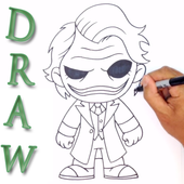 How to Draw Chibi icon