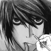 How to Draw Death Note icon