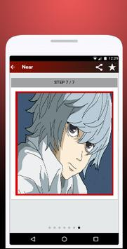 How to Draw Death Note apk screenshot