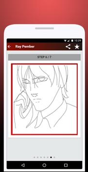 How to Draw Death Note screenshot 6