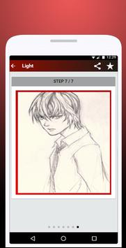 How to Draw Death Note screenshot 1