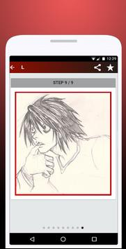How to Draw Death Note screenshot 2