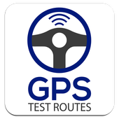 GPS Test Routes – Ireland icon