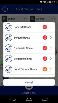 GPS Test Routes – Ireland apk screenshot