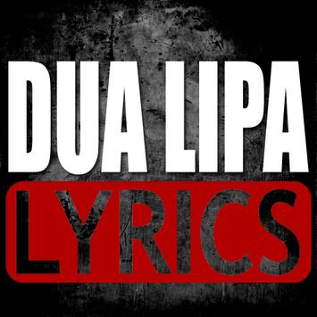 Hits Lyrics: Dua Lipa poster