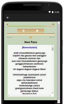 Psy Music Song Lyrics screenshot 2