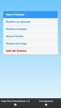 Cargo Nam Mobile apk screenshot