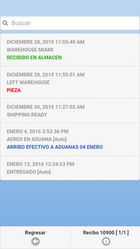 A1 Cargo Mobile apk screenshot
