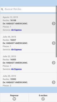 AT Cargo Mobile screenshot 3