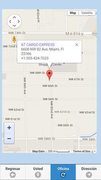 AT Cargo Mobile screenshot 1