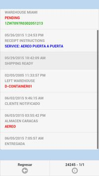 AduanAir Mobile screenshot 4