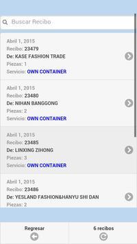 H&R Cargo Mobile screenshot 4