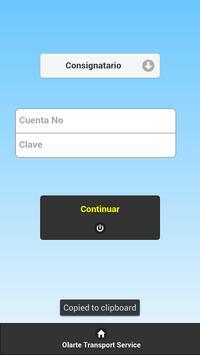 Olarte Mobile apk screenshot