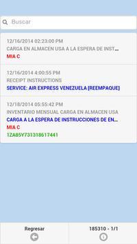 NSI Cargo Mobile screenshot 4