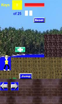 Rocky Adventure Lite screenshot 2