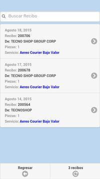 Tecnoship Mobile screenshot 4
