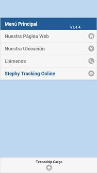 Tecnoship Mobile screenshot 1