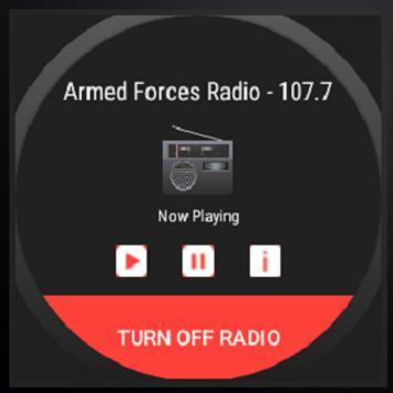 Armed Forces Of Nigeria Radio 107.7FM screenshot 2