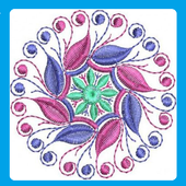 Embroidery Designs icon
