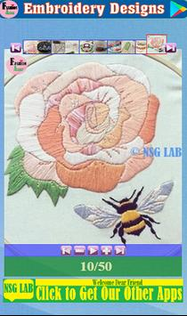Embroidery Designs screenshot 8