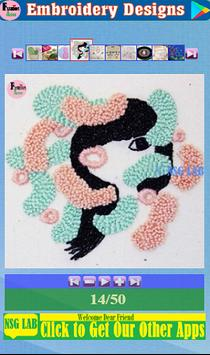 Embroidery Designs screenshot 9