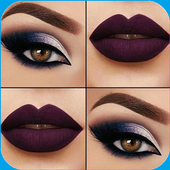 Eye & Lips Makeup Ideas icon